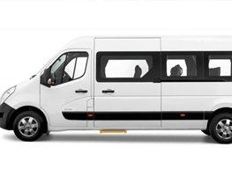 16 Seater Minibus Hire Warrington