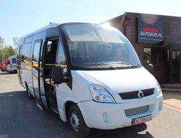 24 Seater Minibus Hire Warrington
