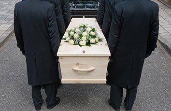 Funeral Minibus Hire Warrington